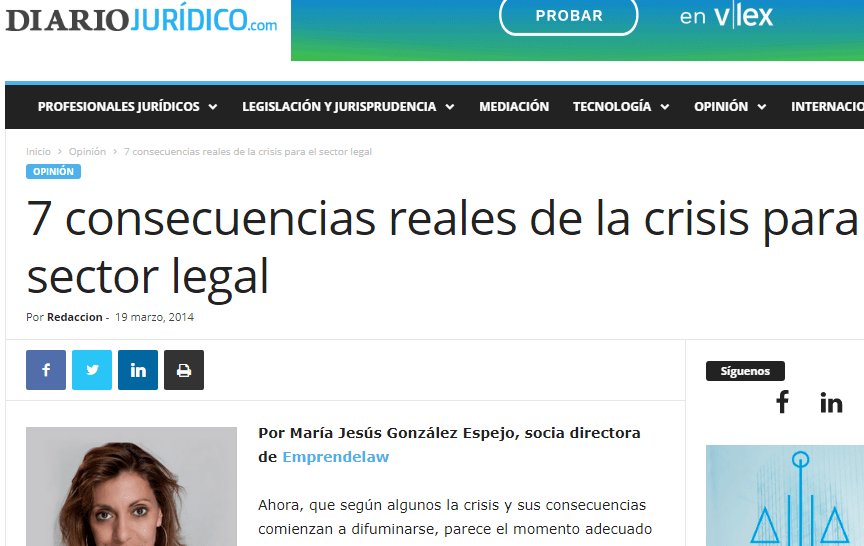 crisis sector legal